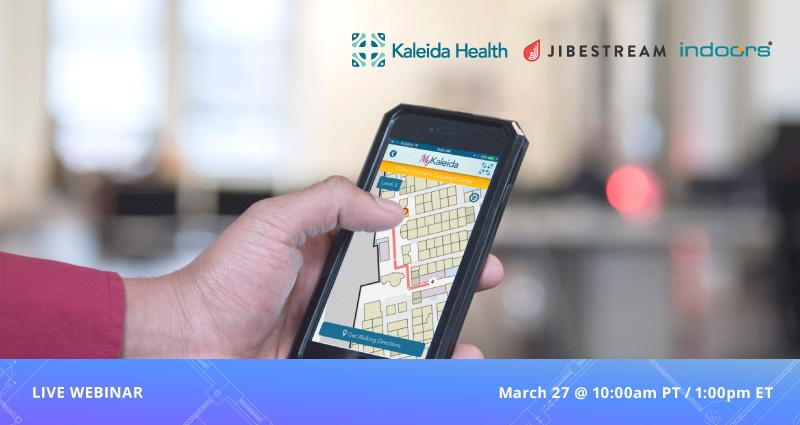 Webinar: Optimize Healthcare with Indoor Mapping and Positioning
