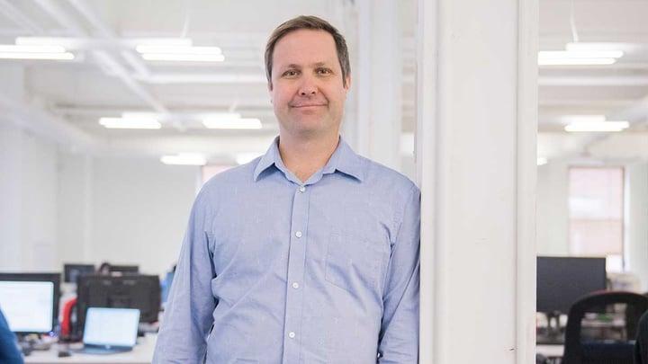 Chris Wiegand, EVP Sales Inpixon
