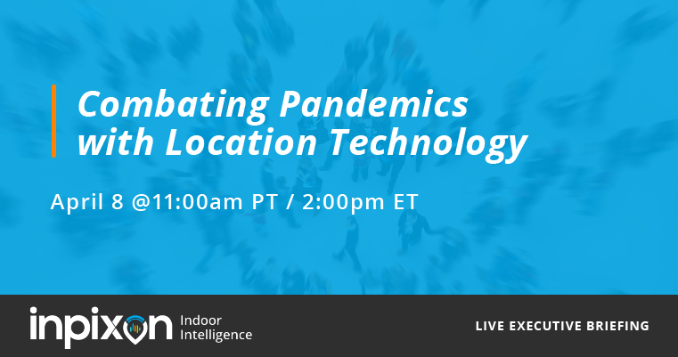 Combating Pandemics with Location Technology