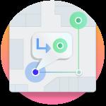 Jibestream Location Sharing for Shopping Malls
