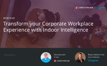 Transform your Corporate Workplace with Indoor Intelligence
