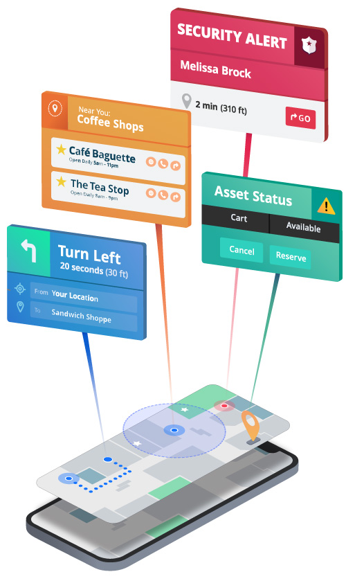 Jibestream indoor mapping platform concept