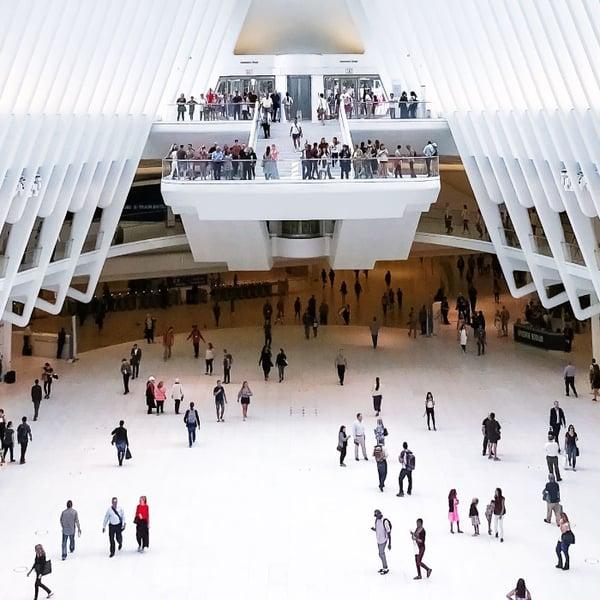 Shopping Mall App Header Image