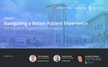 Navigating a Better Patient Experience - Lee Health's Digital Transformation