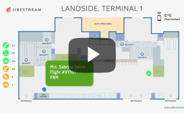 Personnel and Asset tracking for Airports